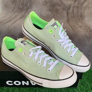 CONVERSE CTAS OX GREEN OXIDE/BLACK/WHITE MENS